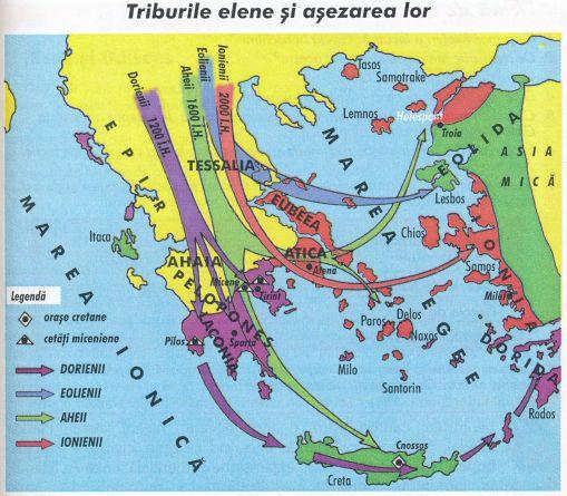 Mediul Natural Si Ocupaţiile Grecilor Schiţa Lecţiei Fisă De