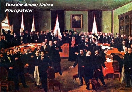 800px-Theodor_Aman_-_Proclamarea_Unirii